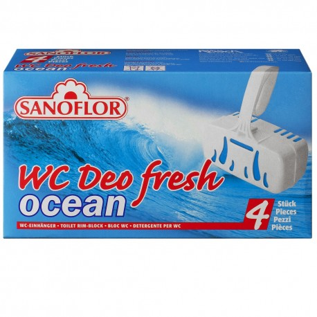 Sanoflor WC Deo Fresh Citro