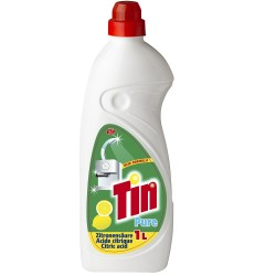 TIN Pure Citric acid 1 L