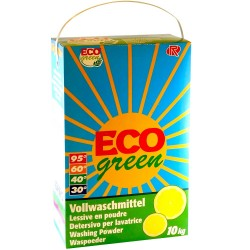 Ecogreen washing powder 10kg