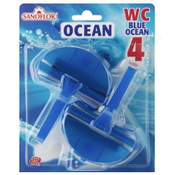 Sanoflor Ocean WC-Blue 4in1