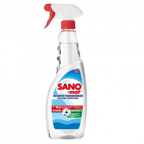 Sanomat Disinfecting Cleaner 750 ml